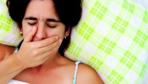 Привести до появи цього симптому можуть хвороби ротової порожнини