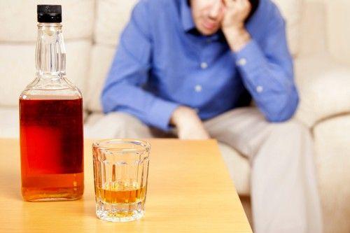 Зловживання алкоголем