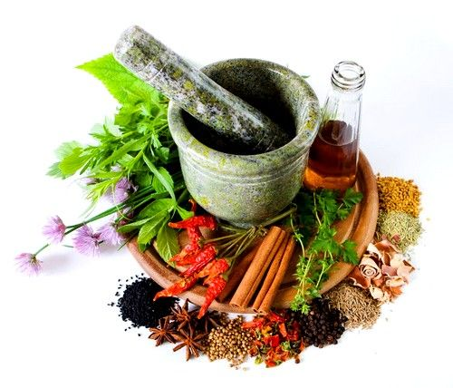 пацієнтові можуть призначити спеціальні засоби, виготовлені на основі різних лікарських рослин