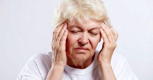 Пацієнти можуть скаржитися на запаморочення