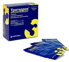 Трігідрон - аналог Регідрону