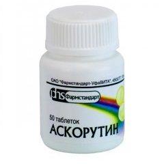 Аскорутин - аналог Ревалід
