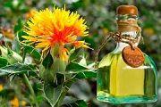 Сафлорова олія: користь і шкода