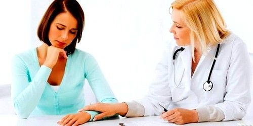 Сфера діяльності гінеколога-ендокринолога