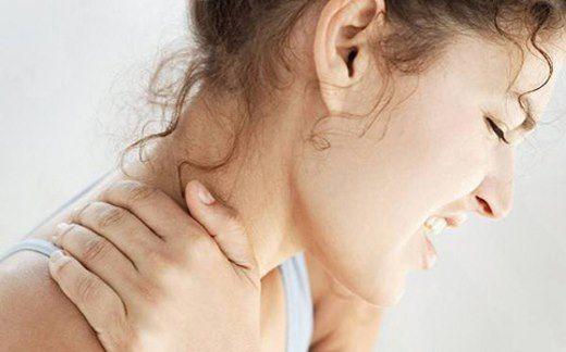 Шийний остеохондроз: симптоми і лікування