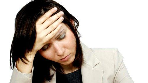 Симптоми депресії у жінок