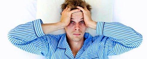 Неповноцінний сон теж може стати причиною розвитку панічного синдрому