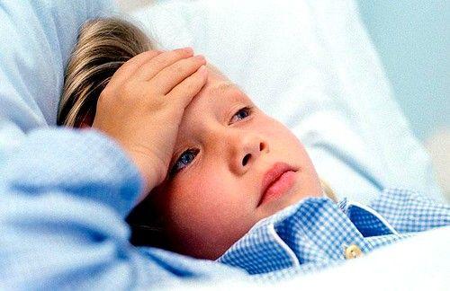 Симптоми менінгіту у дітей