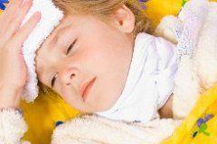 Лікування скарлатини у дітей