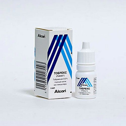 Тобрекс є препаратом, до складу якого входять антибіотики широкого спектру дії