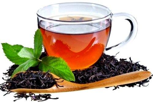 Допоможе позбутися від запалення слизової оболонки очей настоянка з чорного чаю