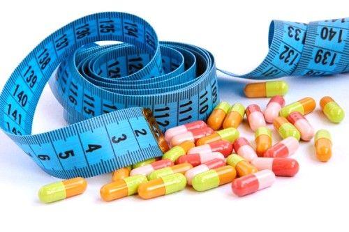 Таблетки для схуднення
