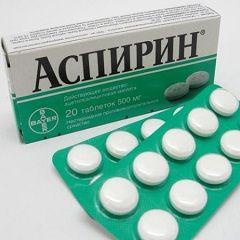 Аспірин - таблетки від головного болю протизапальної дії