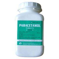 Парацетамол - найбезпечніші таблетки від головного болю