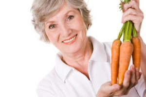 Такий смачний і корисний морквяний сік