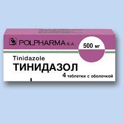 Тинідазол