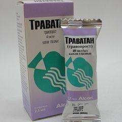 Траватан ®