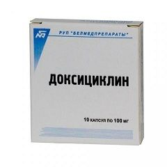 Доксициклін - антибіотик для лікування уреаплазмоза