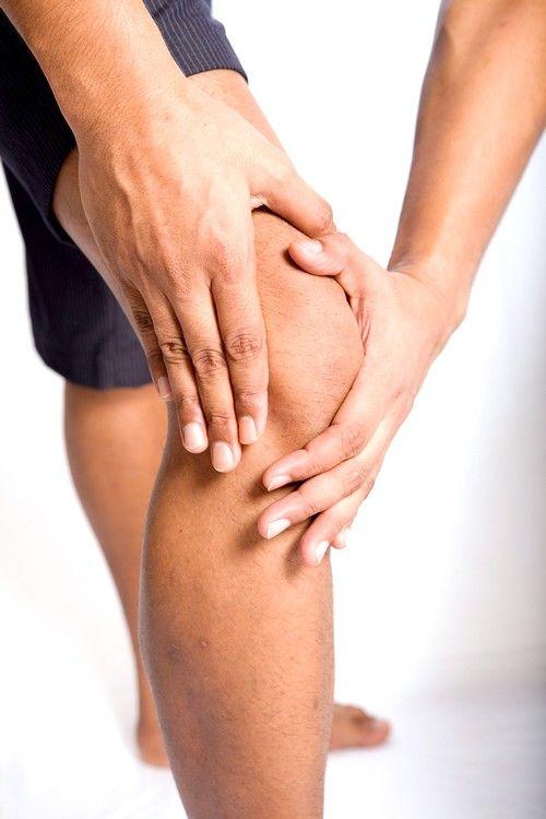 Забій коліна: лікування в домашніх умовах