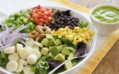 Вегетаріанська дієта меню