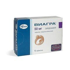 Віагра - препарат, що усуває еректильну дисфункцію