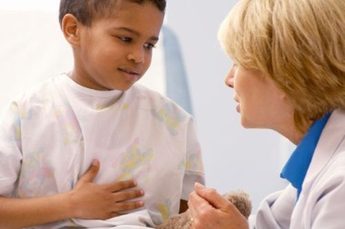 Запалення підшлункової залози у дитини