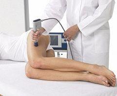 Дозований вплив ультразвуку на людину застосовується в лікувальних цілях