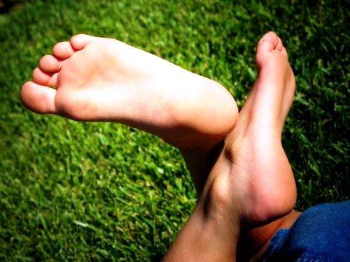 Запах від ніг: методи запобігання