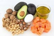 Жирні кислоти: в яких продуктах харчування містяться?